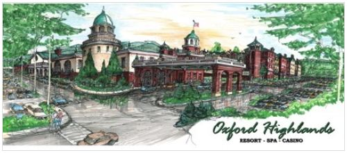 Oxford Maine Casino As Proposed 2008
