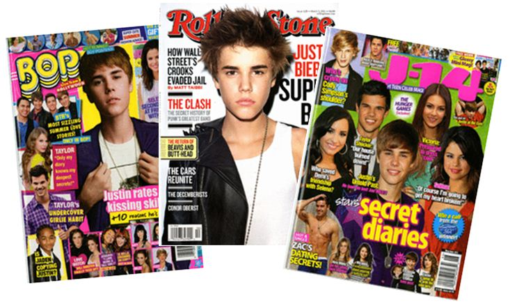 Bieber Covers