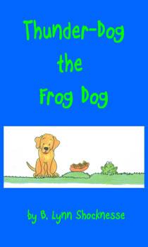 Thunderdog the Frog Dog
