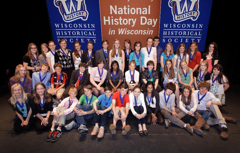 2011 NHD in Wisconsin National Finalists