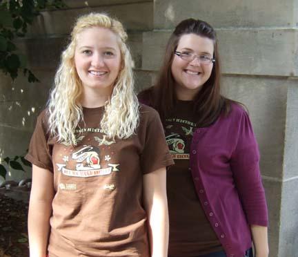 Sarah Michele and Sarah