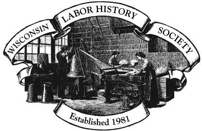 Wisconsin Labor History Society Logo