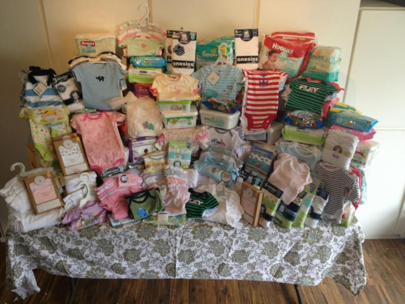 Operation Homefront Baby Shower Image Cabinets And Shower Mandra