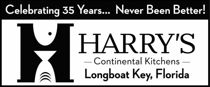 Harry S Continental Kitchen Longboat Key