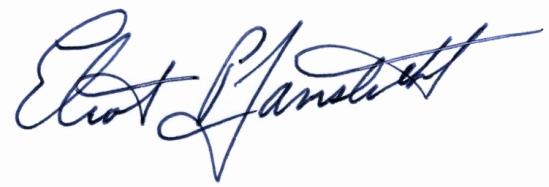 Eliot signature