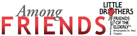Among Friends Masthead revised