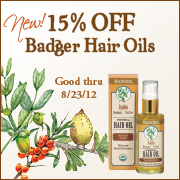 15% Hair Oil