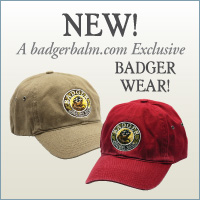 New Badger Hats!