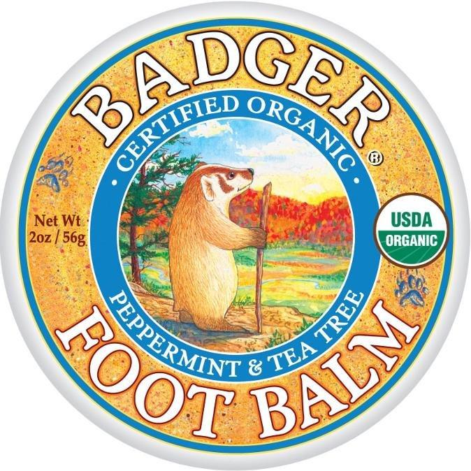 Foot Balm Tin