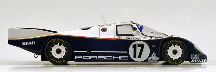 1/18 Spark #17 Rothmans Porsche