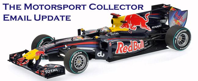 Vettel RB6 Banner