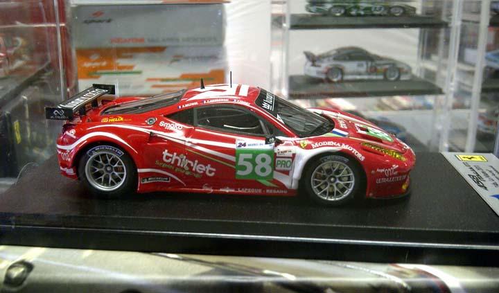 BBR 58 Ferrari LM 2011