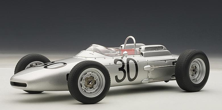 Porsche 804 Gurney Profile