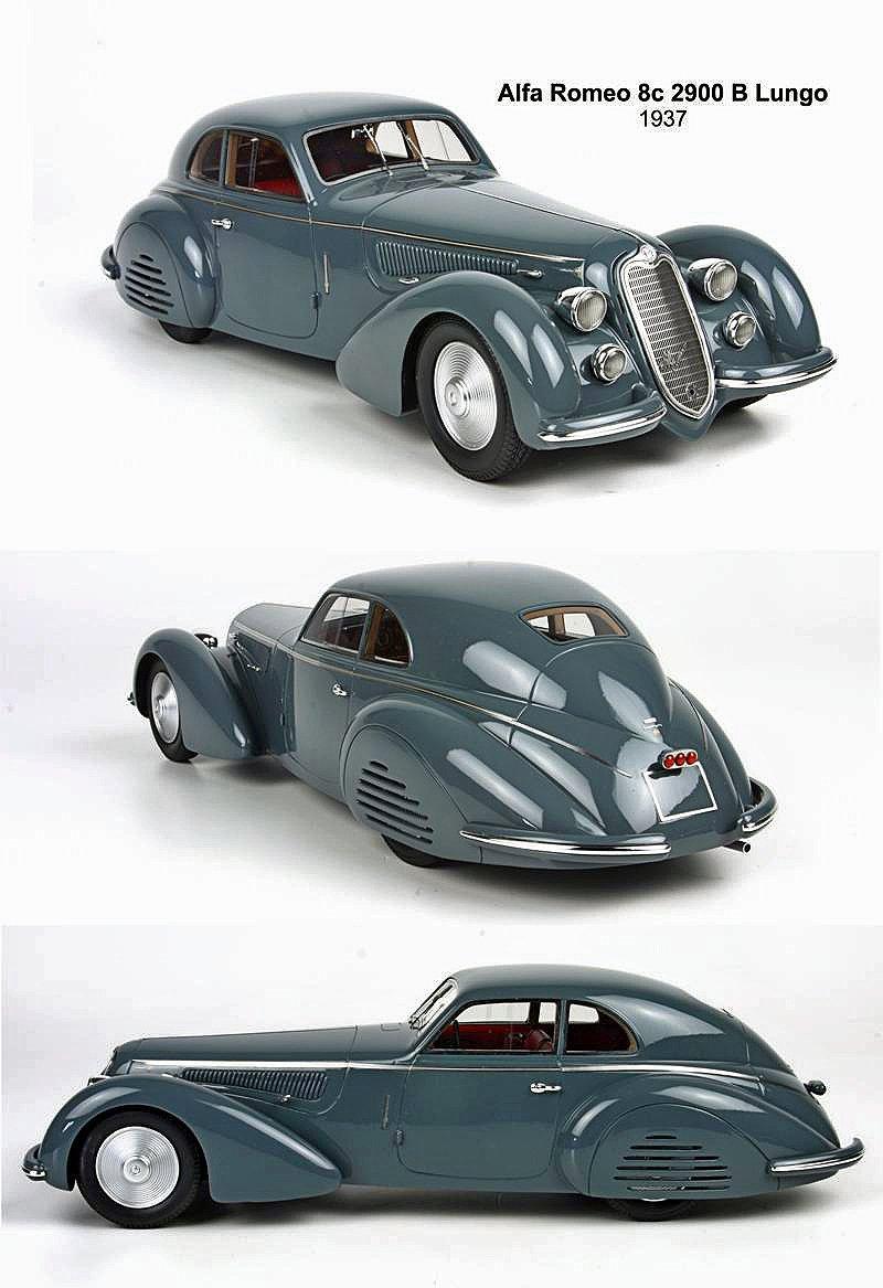 BBR Alfa Romeo 8C 2900 (1937)