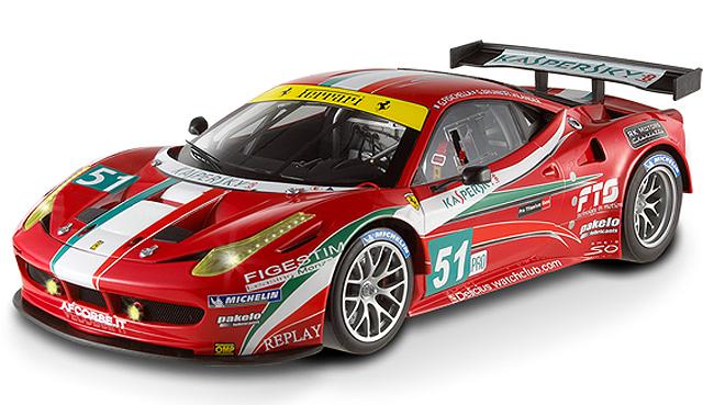 HW Elite Ferrari 458 Italia