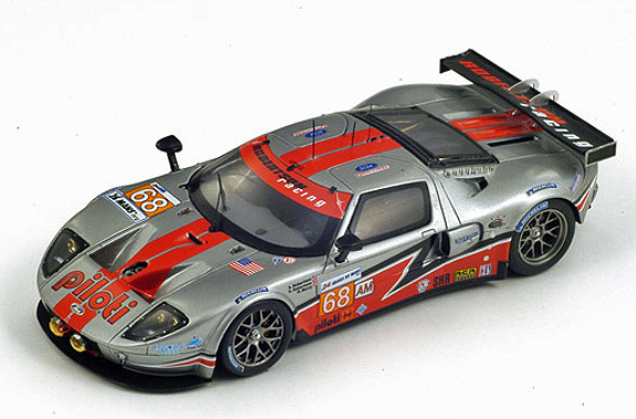 Robertson Ford GT