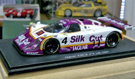 #4 Silk Cut Jag