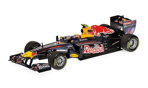 Webber 2011 RedBull