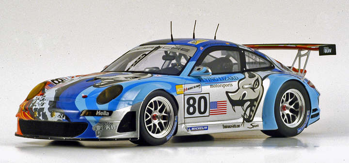 1/18 Flying Lizard 2007