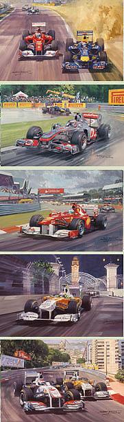 2011 Turner Cards