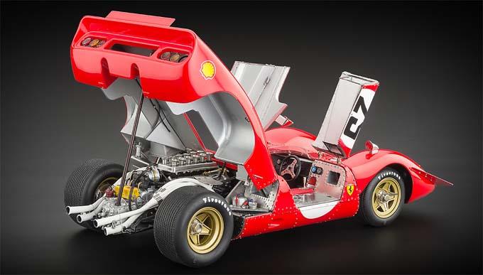 CMC Ferrari 312 - p2