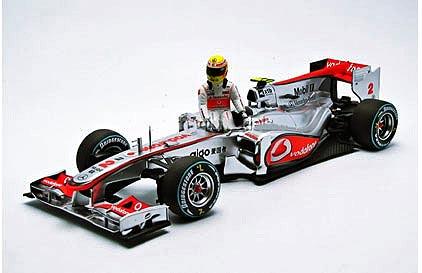 2010 Hamilton McLaren