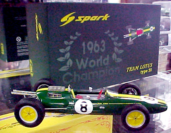 Spark Lotus 25