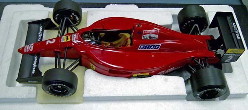Mansell Ferrari 641/2