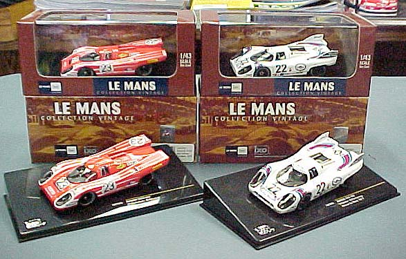 IXO 917 LeMans Winners