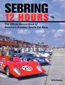 Sebring Record Book