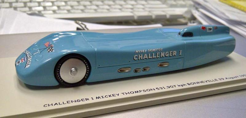 Bizarre Challenger 1