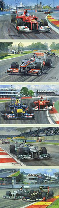 2012 Turner Cards