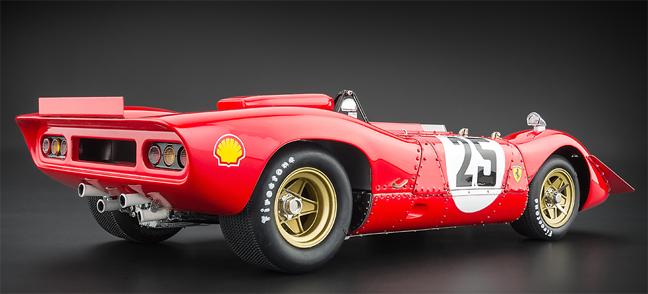 CMC Ferrari p3