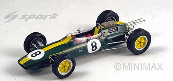 Clark Lotus 25 1/18