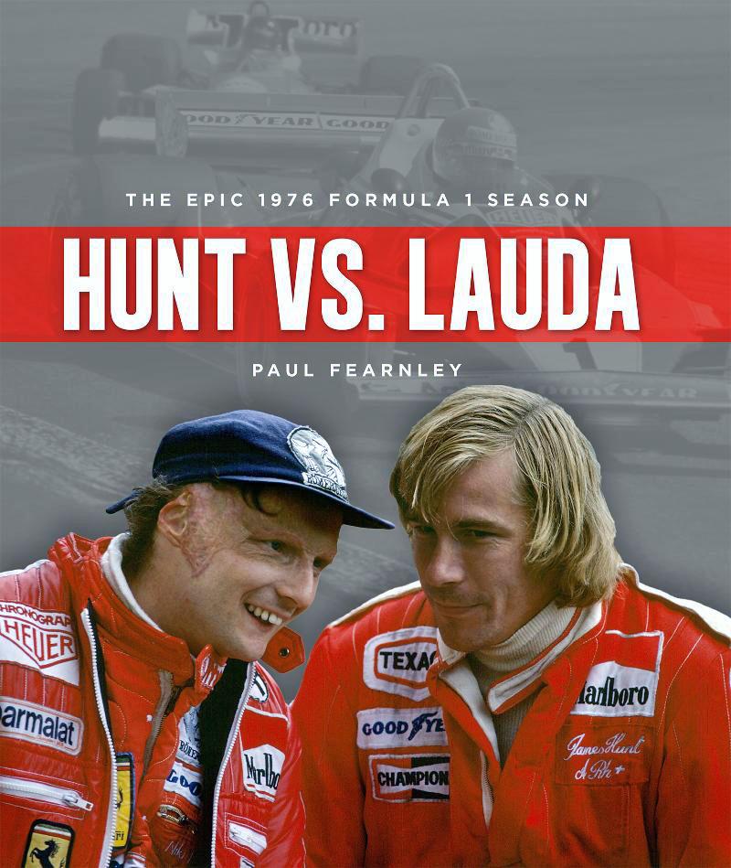 Hunt vs Lauda Cover