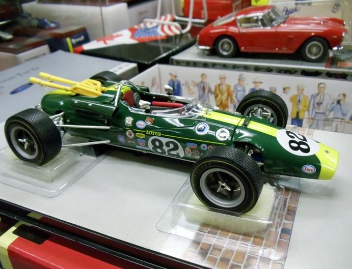Clark Lotus 38