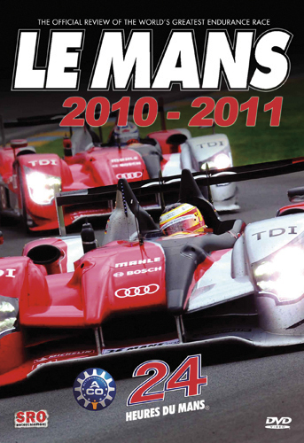 2010-11 LeMans DVD Set