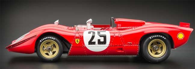 CMC Ferrari P1