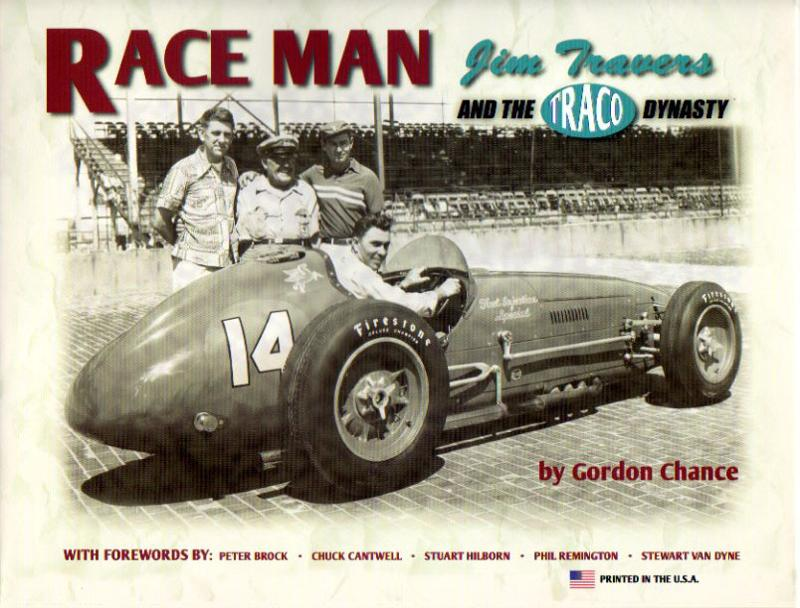 RaceMan Cover