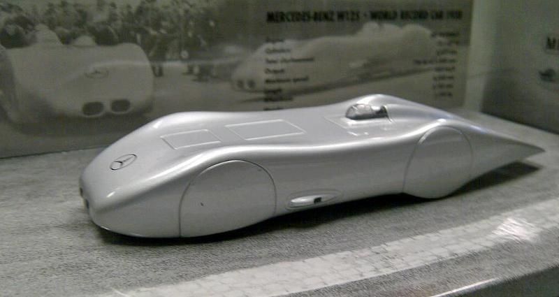 MB 125 Record