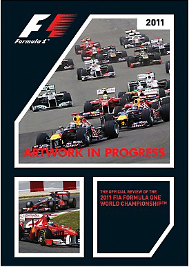 2011 F1 Review DVD