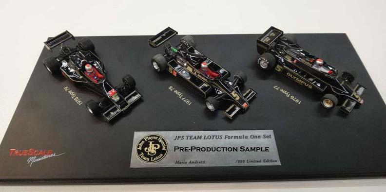 Andretti Lotus Set Sample