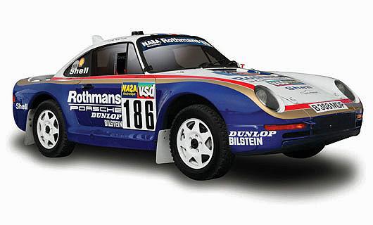 TSM Porsche 959