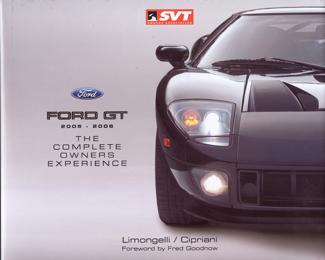MBI Ford GT Book