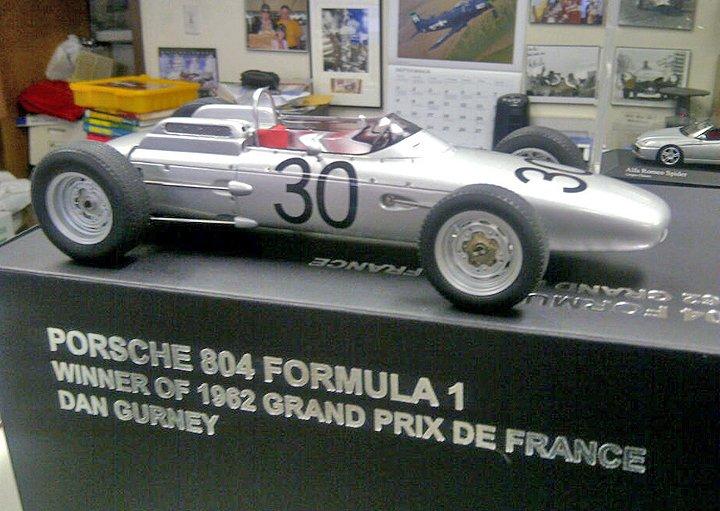 Gurney Porsche