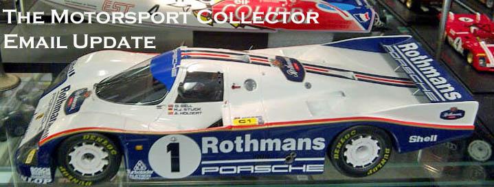 Spark 1/18 Porsche 962 Banner