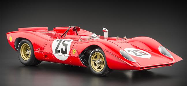 CMC Ferrari p5