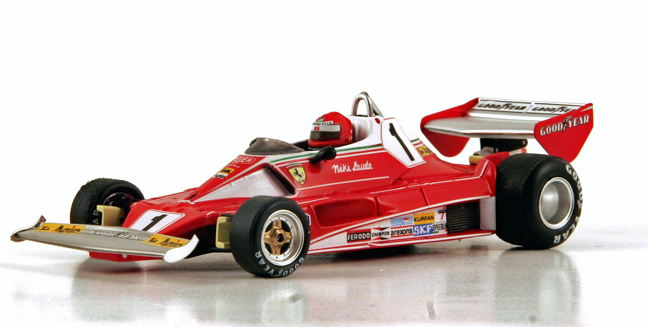 Lauda Ferrari 312 T2