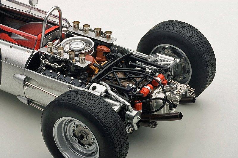 Porsche 804 Engine