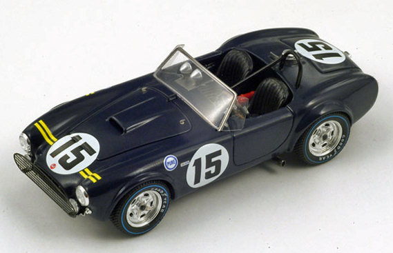 Gurney/Hill Sebring Cobra